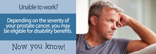 How Caregivers Can Help Apply For Social Security Disability Benefits Because of Prostate Cancer