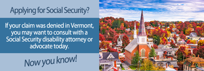 How an Attorney Can Help Appeal Your Denied Claim in Vermont